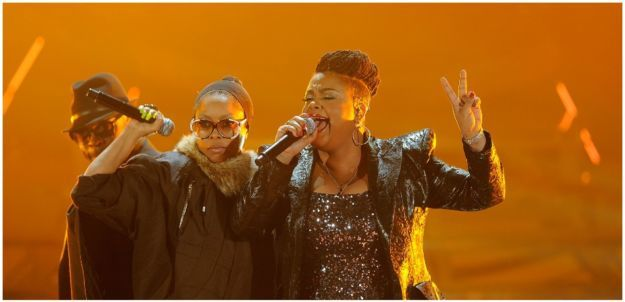 #Verzuz #JillScott & #ErykahBadu singing each other's HITS is what we needed! [Vid]