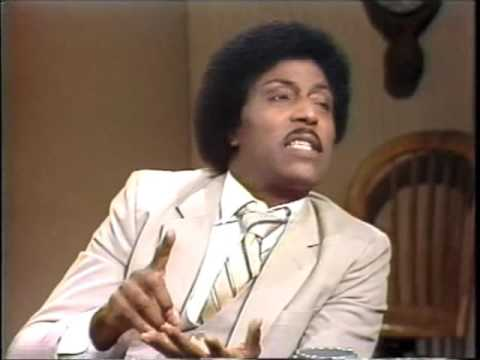 #LittleRichard explains the origin of his flamboyant persona to #DavidLetterman! [Vid]
