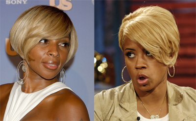 #KeyshiaCole says #MaryJBlige WON'T collab with her! [Vid]