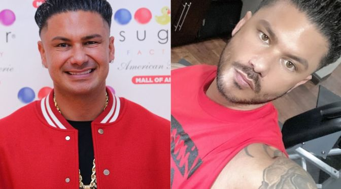 #JerseyShore's #PaulyD got a NEW LOOK! Joins the #beardgang! [Vid]