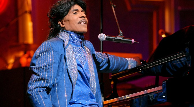 The ARCHITECT of ROCK & ROLL #LittleRichard has passed away at 87! [Details]