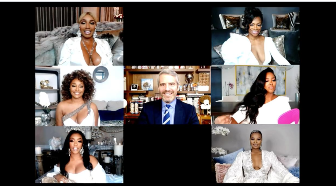 #RHOA season 12 REUNION sneak peek! The wives CUSSING each other out! [Vid]