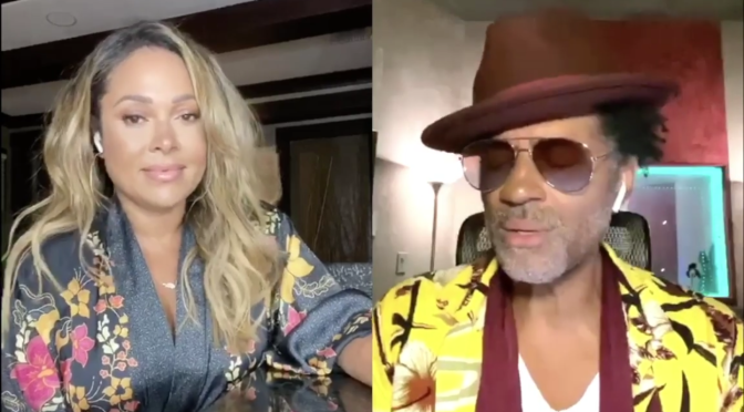 🎶 LISTEN: #Tamia & #EricBenet REUNITE on IG to sing 'Spend My Life With You'[VID]