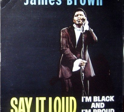 WAKE UP JAM: #JamesBrown '(Say It Loud) I'm Black and I'm Proud'