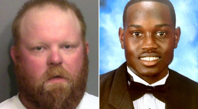 #TravisMcMichael called #AhmaudArbery a 'fucking n*gger' after shooting him according to witness! [Details]