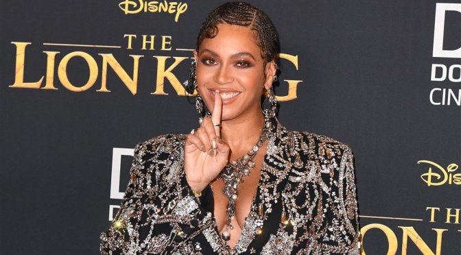 Rumor Patrol: #Beyonce NOT portraying 'Storm' in #BlackPanther2! [Details]
