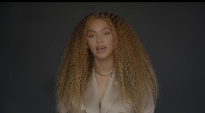 #Beyonce ADDRESSES the class of 2020 amidst global crisis! [Vid]