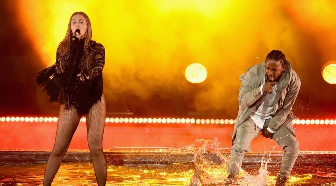 WAKE UP JAM: #BlackMusicMonth #Beyonce & #KendrickLamar 'Freedom' [#BETAwards 16]