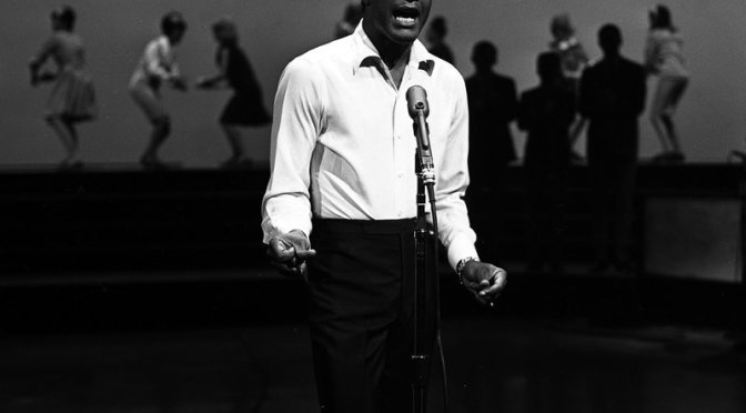 #BlackOutTuesday: #BlackMusicMonth #SamCooke 'Blowin' In The Wind' [Vid]