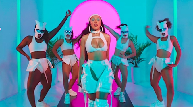 NEW VIDEO: #DojaCat 'Like That' feat. #GucciMane [vid]