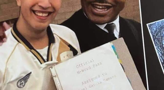 #CollinsHillHighSchool principal issues APOLOGY after racist MLK photo ends up in yearbook! [Pics]