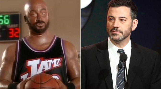 #JimmyKimmel BLASTED for allegedly using the 'N-word' in past sketches! [Vid]