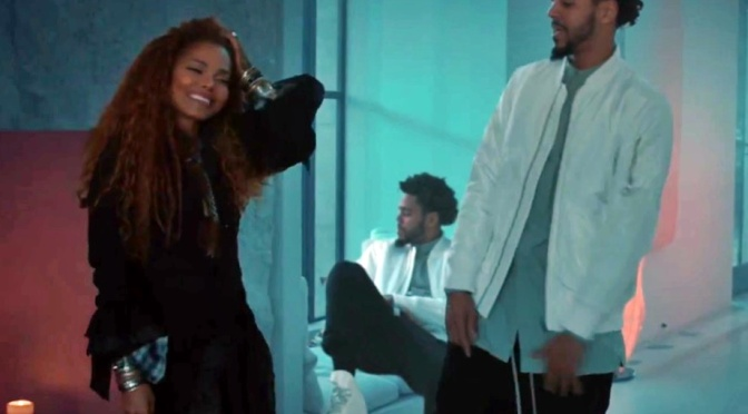 Moods & Moments: #JanetJackson 'No Sleeep' [Vid]