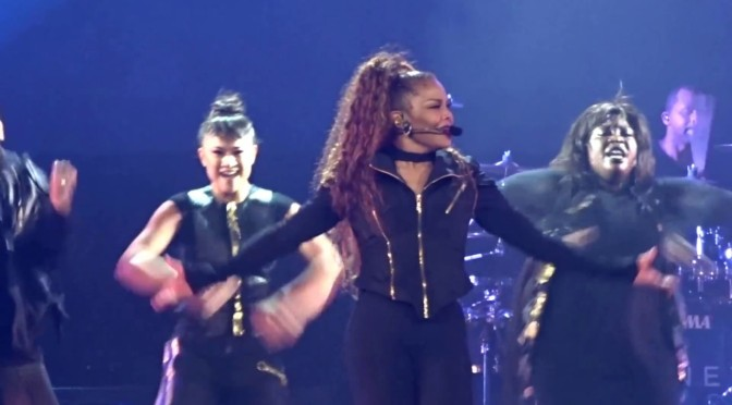 WAKE UP JAM: #BlackMusicMonth #JanetJackson 'The Knowlwdge/State of the World' [LIVE]