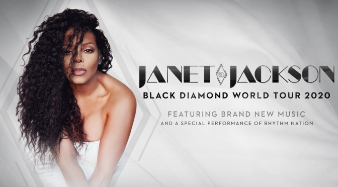 Ticketmaster: #JanetJackson #BlackDiamondTour CANCELED!