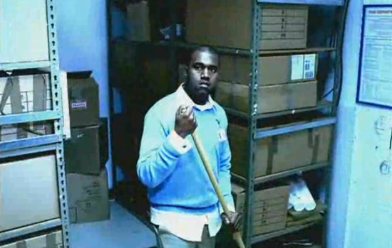 #KanyeWest releases 'Spaceships' video 16 years later! [Vid]