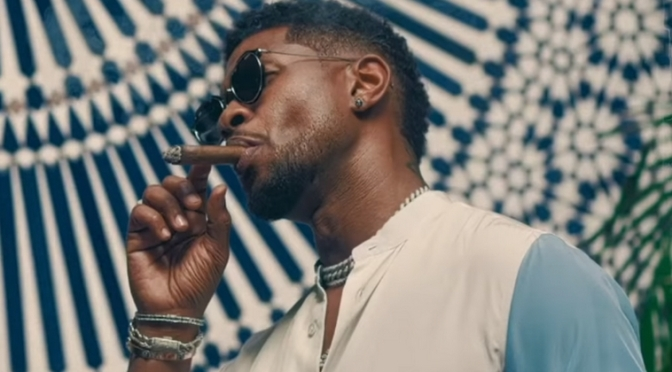 #Usher's latest #1 'Don't Waste My Time' makes him 3rd artist with chart topper in 3 different decades! [Vid]