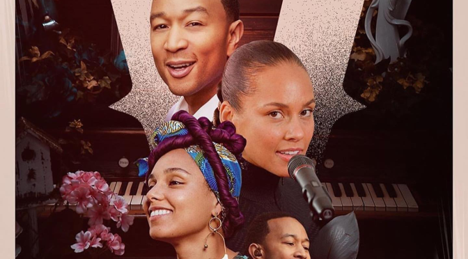 #Verzuz #Juneteenth celebration with #AliciaKeys vs #JohnLegend NOW! [LIVESTREAM]