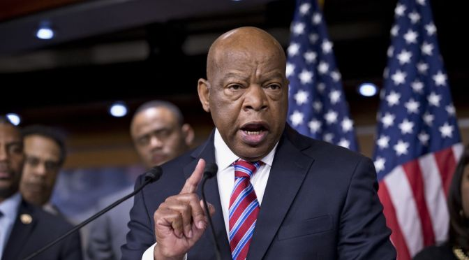 Civil Rights icon,U.S. Rep.  #JohnLewis has passed away at 80! [Details]