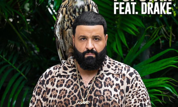 NEW MUSIC: #DJKhaled 'Popstar' feat. #Drake [audio]