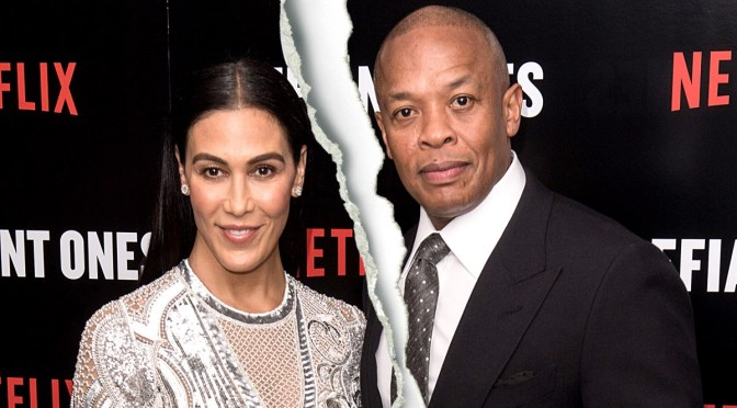 #DrDre ANSWERS his estranged wife's DIVORCE petition by producing a PRENUP! [Details]