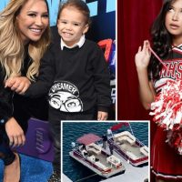 'Glee' star #NayaRivera MISSING presumed dead after 4-year old son found alone in a boat on Lake Piru! [Details]