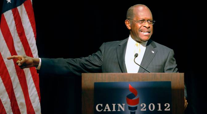 #HermanCain has passed away at 74! [details]