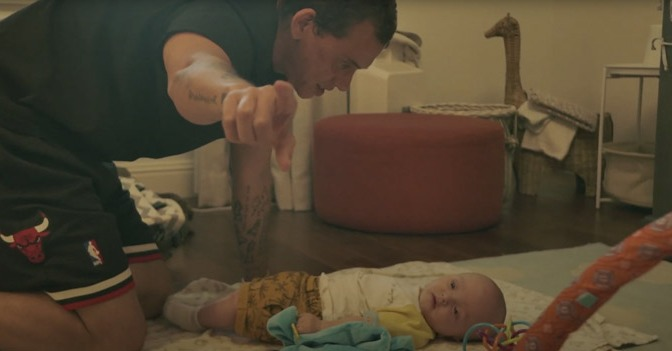 NEW VIDEO: #Logic CELEBRATES fatherhood in 'DadBod' visual! [vid]