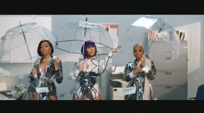 #CityGirls TEASE #DojaCat-assisted video 'P*ssy Talk'! [Vid]