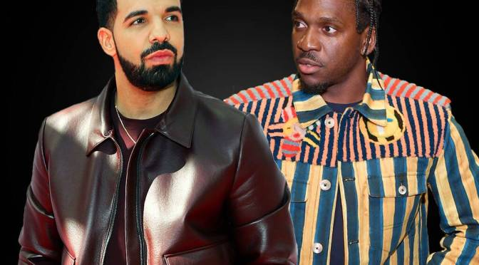 🎶 LISTEN: #PushaT DISSES #Drake on unreleased #PopSmoke verse! [AUDIO]