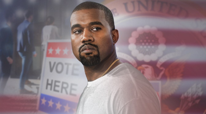 #KanyeWest KICKED of the ballot in his home state of Illinois! [Details]