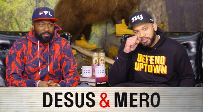 WATCH: #DesusandMero season 2 ep 37 'Six Figures In This' [full ep]