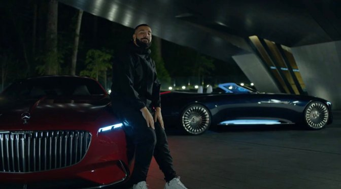 NEW VIDEO: #Drake 'Laugh Now Cry Later' feat. #LilDurk [Vid]