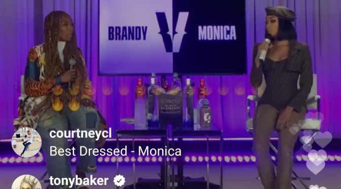 WATCH: Relive the EPIC, record-breaking #Verzuz CELEBRATION! #Brandy vs #Monica! [Vid]