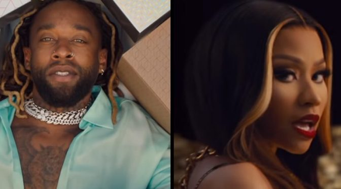 NEW VIDEO: #TyDollaSign 'Expensive' feat. #NickiMinaj [Vid]