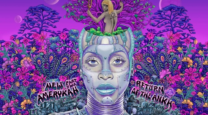 WAKE UP JAM: #ErykahBadu 'Fall In Love (Your Funeral)'[audio]