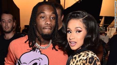 Splitsville! #CardiB files for DIVORCE from #Offset- seeks full custody! [Details]