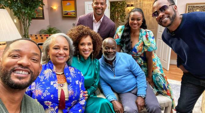 On This Day…30 years ago #TheFreshPrince of Bel-Air DEBUTED! FULL living cast REUNITE! [DETAILS]