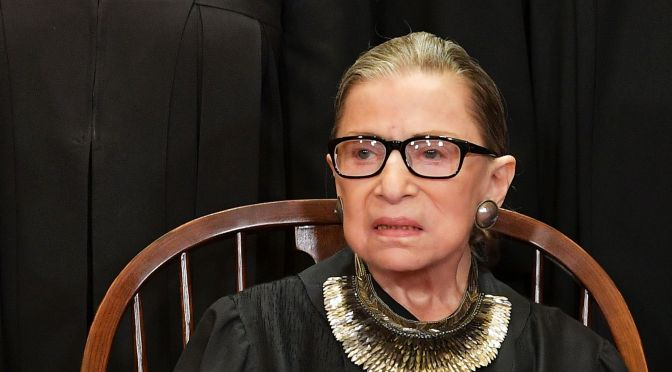 Supreme Court Justice #RuthBaderGinsburg has passed away at 87! [Details]