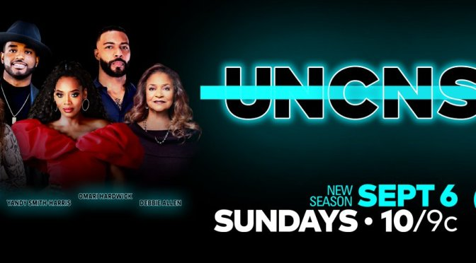WATCH: #Uncensored season 3 ep 5 #DebbieAllen[full ep]