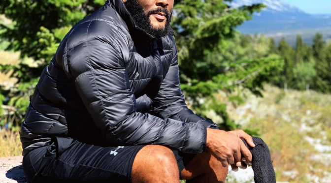 STAR TRACKS: #TylerPerry…Alone with his thoughts…[pics]