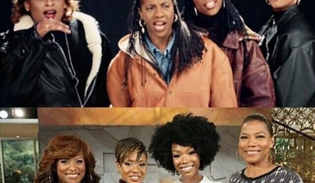 WAKE UP JAM: #Brandy 'I Wanna Be Down' feat. #YoYo #McLyte #QueenLatifah [LIVE]