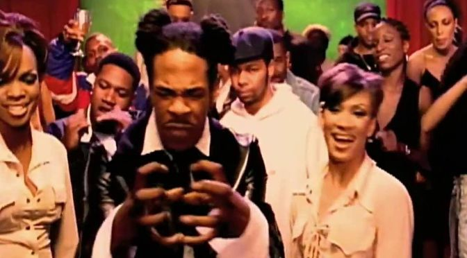WAKE UP JAM: #BustaRhymes 'It's A Party' feat. #Zhane [Vid]