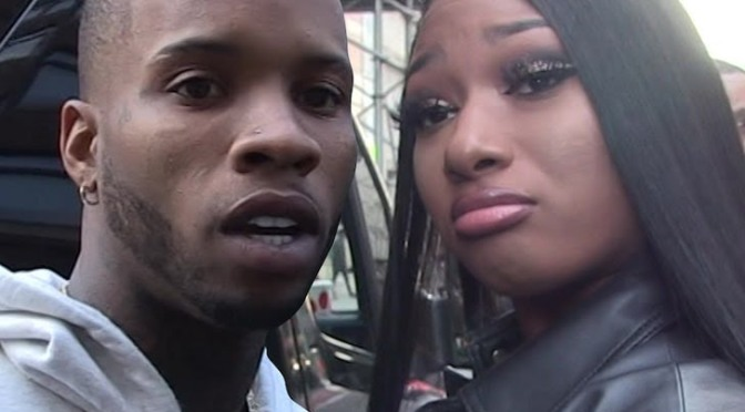#ToryLanez CHARGED with FELONY ASSAULT in shooting incident of #MegTheeStallion! [Details]