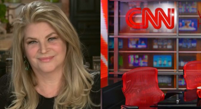 #CNN SHUTS DOWN #Trump supporter #KirstieAlley as she bemoans #Covid19 coverage! [Details]