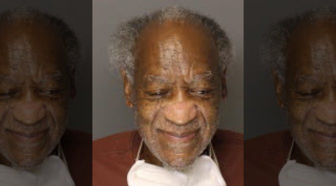 #BillCosby's LATEST mugshot has POLARIZING effect on social media! [Details]