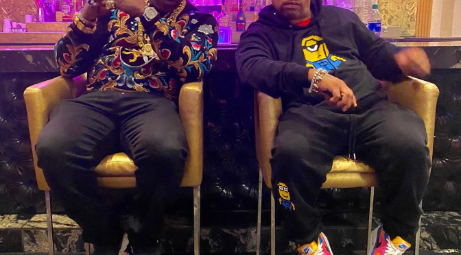 #BustaRhymes salutes 30 years of friendship with #SpliffStar! [Details]