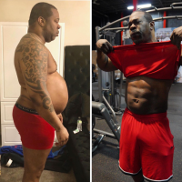 #BustaRhymes shows off his DRASTIC #weightloss! [Pics]