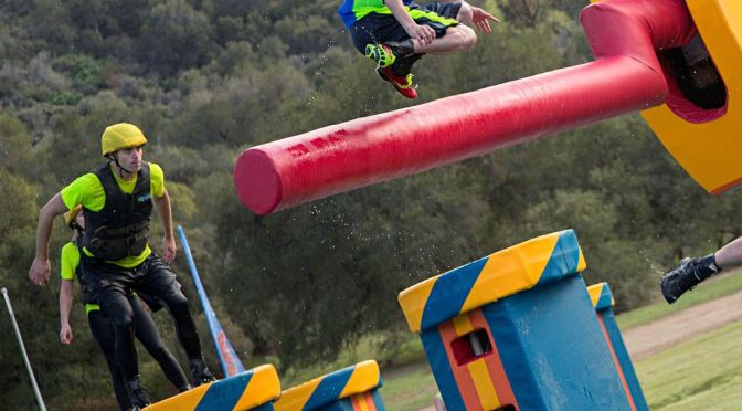 Man DIES after competing on reality show #Wipeout obstacle course! [Details]