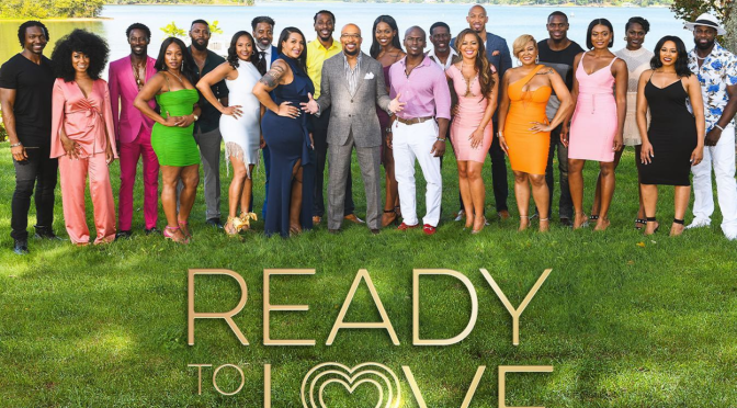 WATCH: #ReadyToLove  season 3 ep 5 'The Tea Is Getting Good' [full ep]